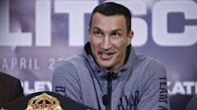 Wladimir Klitschko needs to defeat Anthony Joshua to preserve legacy