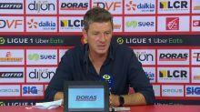 Foot - L1 - Dijon : Jobard: «Il va falloir étoffer l'effectif»