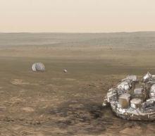 Crash landing feared as Europe's Mars lander still silent