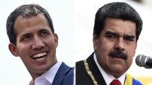 Venezuela's Maduro announces ban on rival holding public office