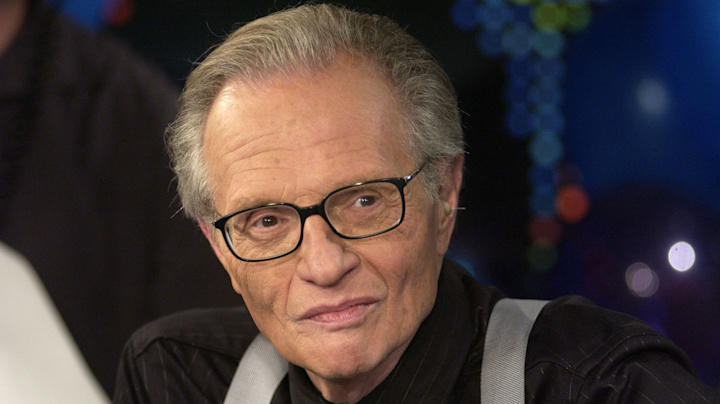Larry King, veteran TV and radio host, dies at 87