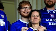 Ed Sheeran and Wife Cherry Seaborn Welcome Daughter Lyra Antarctica: 'We Are Completely in Love'
