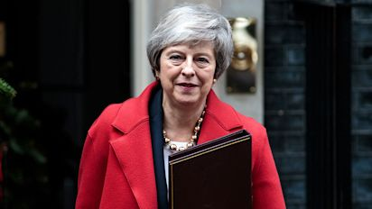 Theresa May to face leadership challenge
