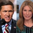 'Ouch!' MSNBC's Nicolle Wallace Mocks Michael Flynn's Old 'Lock Her Up' Chants