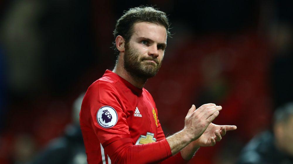 Manchester United, fin de saison compromise pour Juan Mata
