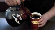 Man smashes glass at Toronto Tim Hortons over coffee dispute