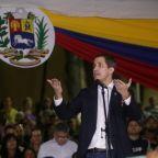 Venezuela's Guaido looking to reboot Maduro challenge
