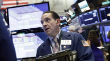 Markets Right Now: Airlines, banks lead US stocks higher