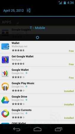 Google Wallet up and running on Galaxy Nexus with T-Mobile