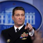 The Latest: Doctor says Trump aced cognitive test