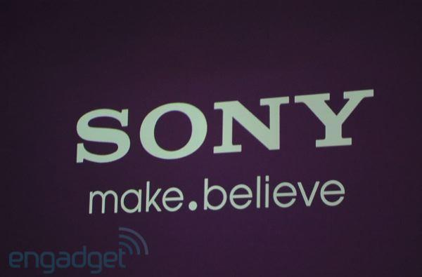 Live from Sony's Mobile World Congress 2012 press event!