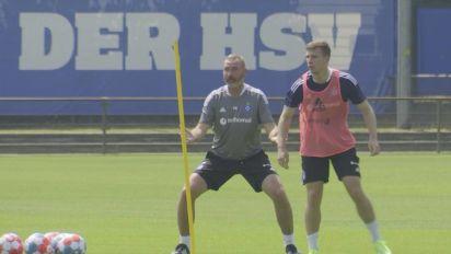 HSV: Neu-Coach Tim Walter startet Mission Aufstieg