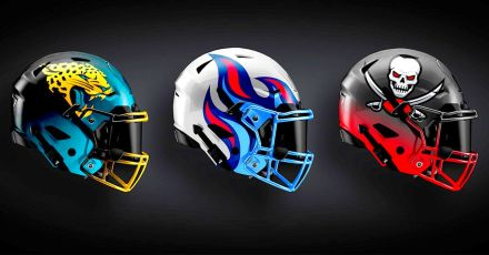 New Helmet Designs For All 32 NFL Teams Are Here