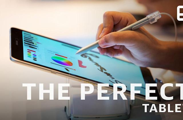 Google and Samsung on the perfect 2-in-1 tablet