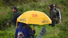 Open Championship tee times: Sunday schedule moved forward due to adverse weather