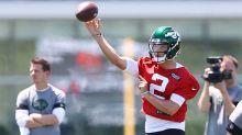Jets in no rush to add veteran quarterback behind Zach Wilson