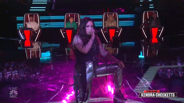 The Voice' top 24 night: The goth, the bad and the boring