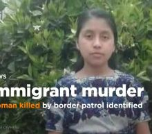 Woman Killed By Border Patrol Identified As Claudia Patricia Gomez Gonzales, 20