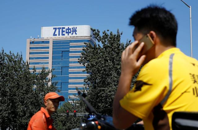 US senators propose new bill to keep ZTE on a leash