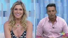 Léo Dias revela que Lívia Andrade só posta foto com filtros: 'Usa vários'