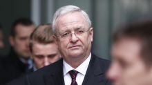 Former Volkswagen CEO Winterkorn charged with fraud by German prosecutors