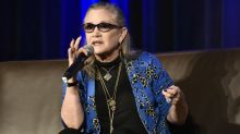 Carrie Fisher wins a posthumous Grammy for The Princess Diarist