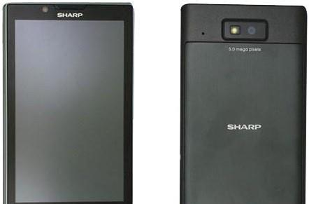 Sharp SH8188U is run-of-the-mill 1GHz Android, awaits (possible stateside) introduction