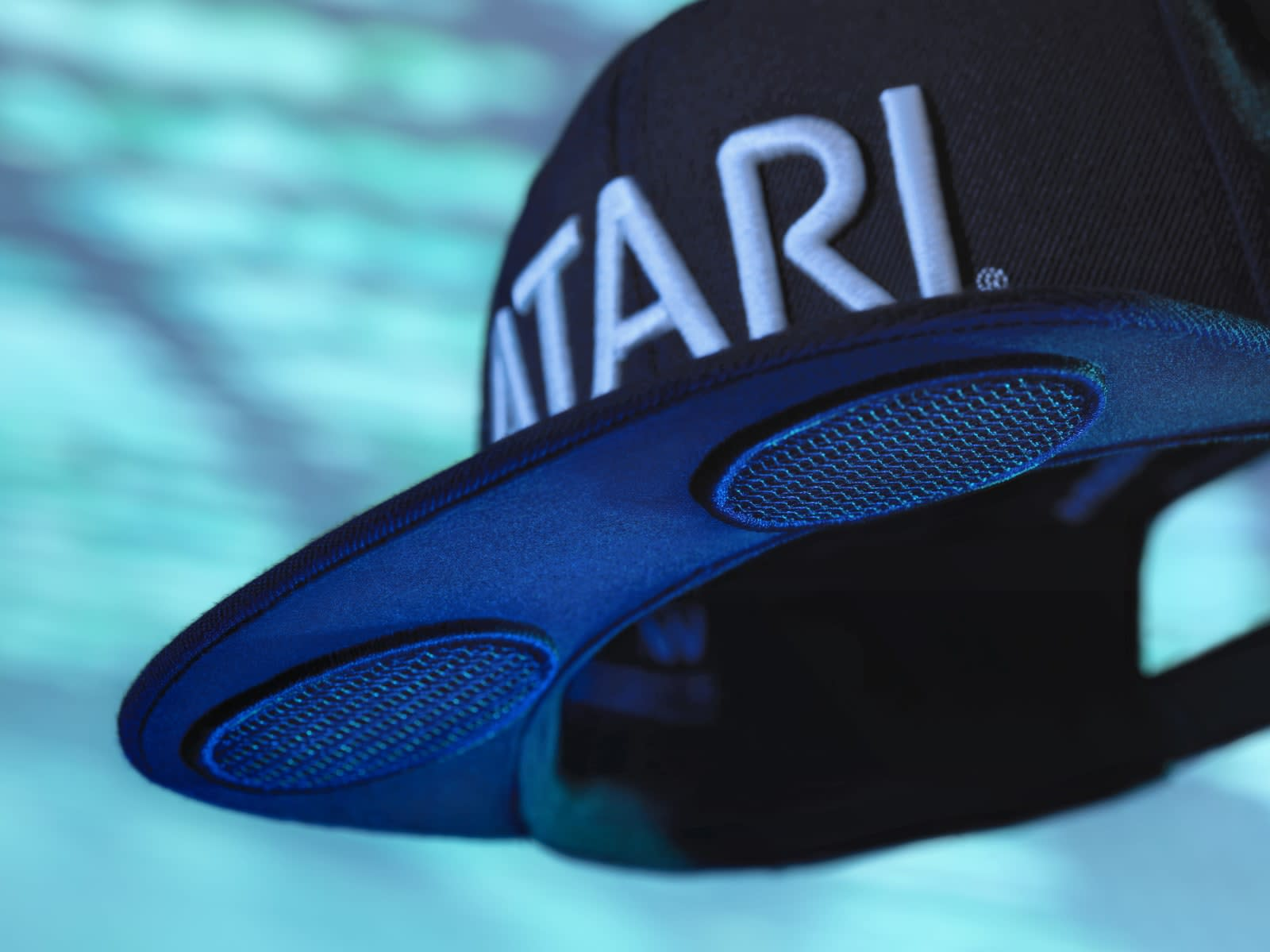 Atari introduces the Speakerhat, a hat with speakers  Engadget