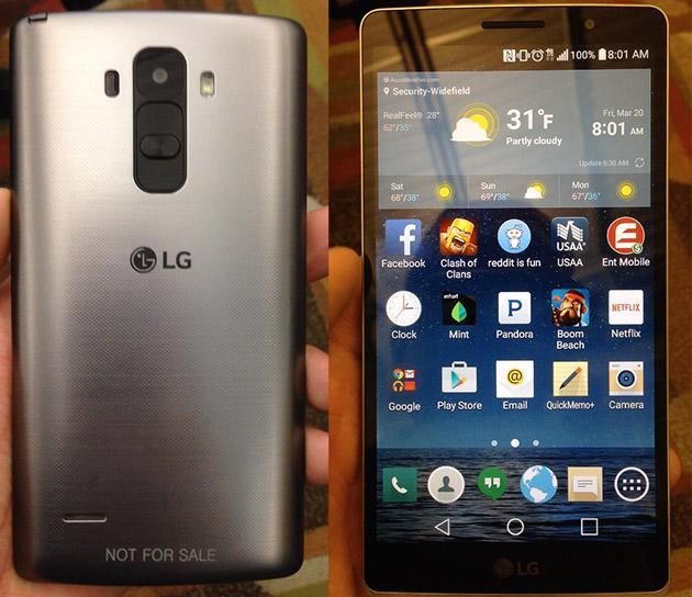 Photos purportedly showing the LG G4 leak online (update: nope)