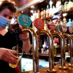 Only two in five pubs in England reopen