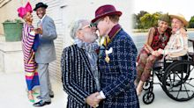 Love has no age limit: Photographer celebrates older couples from around the world