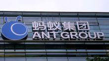 Ant Group's Shanghai retail book for $34.4 billion listing 872 times oversubscribed