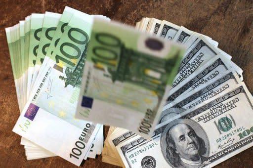 O Euro Cai Abaixo De Us 1 22 Dólar