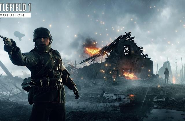 Second 'Battlefield 1' DLC deploys on September 19th