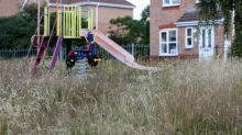 Parents fuming as playground becomes a 'jungle'
