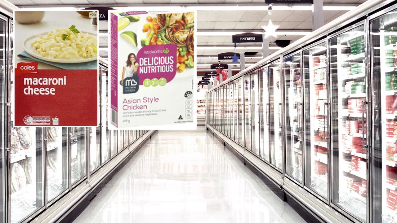 Revealed The Healthiest Supermarket Frozen Meals
