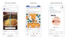 Facebook 將會推出更高互動性的廣告格式