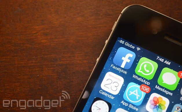 WhatsApp's voice calls arrive on iOS