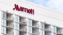 Marriott is seeing 'double-digit' declines as a result of the government shutdown