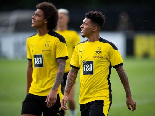 Transfer news LIVE: Jadon Sancho addresses Man United interest, Arsenal offered swap deal and Man City rival Liverpool for Thiago