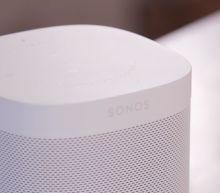 Sonos speakers get smart with Amazon's Alexa