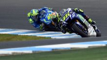 Rossi eyes Malaysia in fight for moto GP second
