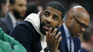 Kyrie Irving discusses apology to LeBron