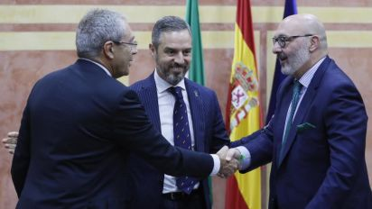 El Gobierno andaluz de PP y Cs acuerda con Vox los presupuestos para 2020
