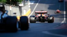 Motor racing-Norris says F1 stewards should rethink his grid drop