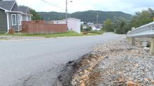 Roadwork still an 'itch' for St. Alban's, almost two years after damage