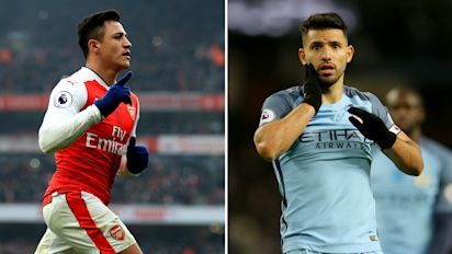Pep Guardiola explains Man City's stance on Sergio Aguero and Alexis Sanchez transfers