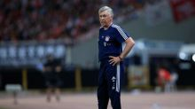 Ancelotti content with Bayern squad ahead of new season