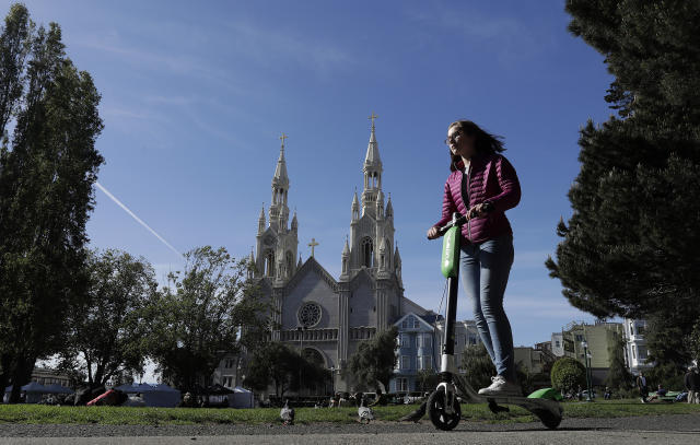 Judge rejects Lime request to block e-scooter rivals in San Francisco