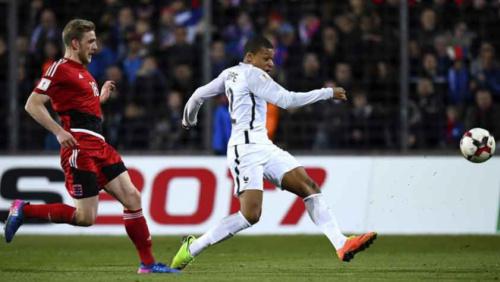 Mbappé começa em alta na seleção da França: 'Muita qualidade'